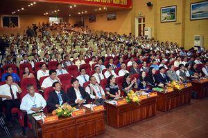 Đại hội đại biểu các dân tộc thiểu số tỉnh Quảng Ngãi lần thứ III năm 2019
