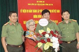 Nữ cán bộ công an lão thành Lê Thu được vinh danh 'Công dân ưu tú Thủ đô' năm 2019