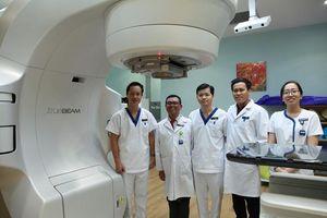 SBRT - phương pháp thay thế phẫu thuật khối u ung thư dưới 5 cm