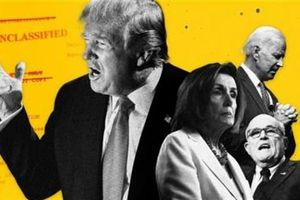 Nước Mỹ đối mặt 'đấu đá nội loạn'