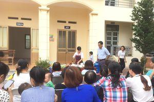 Triển khai Tuần lễ 'Dinh dưỡng và Phát triển' tại Phú Thọ
