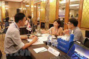 Doanh nghiệp Hàn Quốc xúc tiến thương mại tại Thành phố Hồ Chí Minh