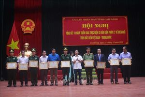 Tiếp tục phối hợp quản lý tốt biên giới Việt Nam - Trung Quốc