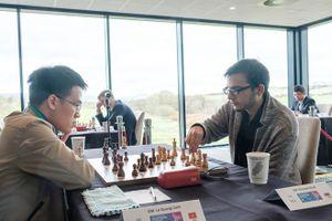 Giải cờ vua FIDE Grand Swiss: Quang Liêm xếp hạng 13, Trường Sơn hạng 30