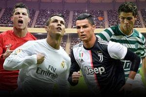 Với Ronaldo, tuổi tác chỉ là con số