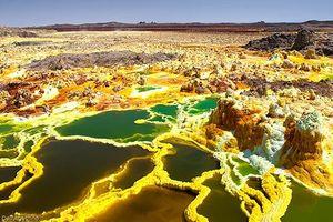 Khám phá những vùng đất có nhiệt độ 'bỏng rát' nhất hành tinh