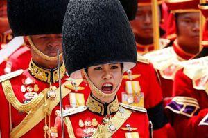 Tâm sự cuối cùng của hoàng quý phi Thái Lan trên Instagram