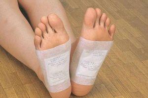 Thực hư tác dụng của miếng dán thải độc lòng bàn chân