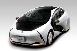 Toyota giới thiệu mẫu xe tương lai, biết 'yêu' chủ nhân