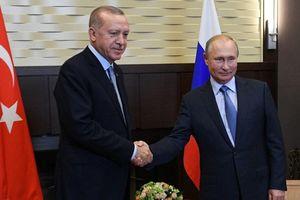 Ông Putin và ông Erdogan bàn gì trong 5 giờ hội đàm?