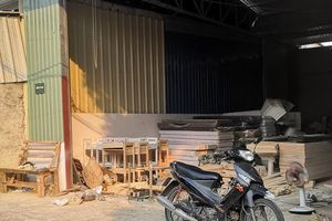 'Quên' thanh tra nhà xưởng không phép của người nhà Phó chủ tịch HĐND