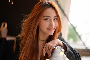 Nhan sắc không tuổi của Ngân Khánh sau 4 năm kết hôn thiếu gia