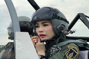 Hoàng quý phi Thái Lan từng 'tâm sự' gì trên Instagram?