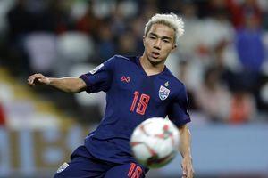 HLV Nishino triệu tập 'Messi Thái Lan' cho trận gặp Việt Nam