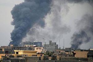 Quân đội Syria bị các máy bay không xác định tấn công