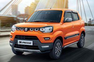 Hé lộ ô tô SUV của Suzuki giá chỉ hơn 120 triệu đồng