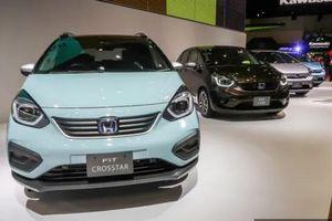 'Ế ẩm' tại Việt Nam, Honda Jazz 2020 ra mắt phiên bản mới