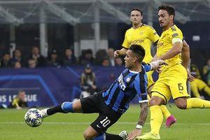Inter 2-0 Dortmund: Chủ nhà lần đầu thắng trận ở Champions League 2019/20