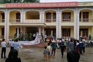 Sở GDĐT Hà Nội sẽ xử lý nghiêm vụ học sinh lớp 2 bị điện giật tử vong