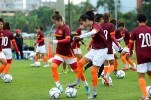 U19 nữ Việt Nam sang Thái Lan tham dự VCK U19 nữ châu Á 2019