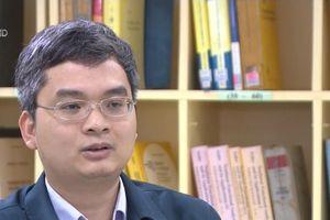 Giáo sư trẻ nhất Việt Nam giành giải toán học quốc tế danh giá