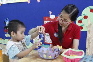 Vẫn thiếu giáo viên dạy học sinh khuyết tật ở TPHCM