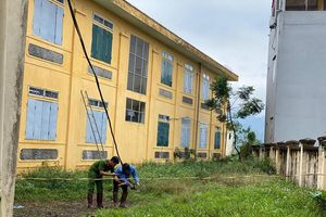 Học sinh tiểu học Tuy Lai bị điện giật tử vong: Lỗi nhà trường vô trách nhiệm?
