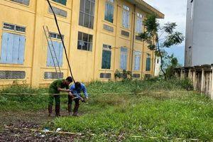 Yêu cầu tổng kiểm tra hệ thống điện các trường Hà Nội