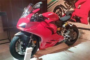 2020 Ducati Panigale V2 ra mắt, sẵn sàng cho đường đua