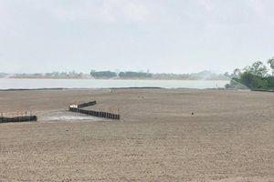 Ngang nhiên san lấp 7 ha hồ thủy lợi để xây dựng sân golf