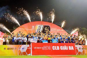 Than Quảng Ninh giành giải ba V-League 2019: Mùa giải của sự đồng tâm