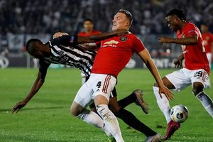 Partizan 0-1 MU: Kết quả bất công!
