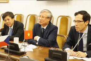 Thúc đẩy quan hệ Việt Nam và Cộng hòa Czech thực chất, hiệu quả và sâu sắc hơn