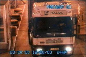 Vụ 39 thi thể trong container gợi nhớ thảm kịch năm 2000 ở Anh