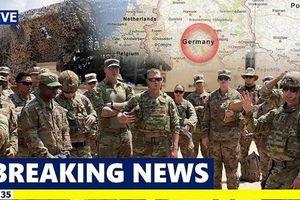 Quốc hội Đức đòi Mỹ rút quân về nước