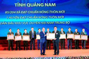 Khát vọng xây dựng nông thôn đáng sống ở Quảng Nam