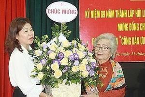 NSƯT Lê Thu: Người phụ nữ cả đời tận tâm với việc thiện nguyện