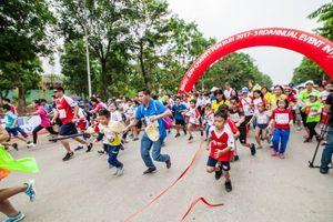8000 người chuẩn bị tham gia sự kiện chạy bộ gây quỹ từ thiện Fun Run 2019