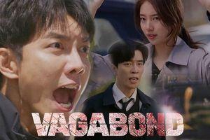 Phim 'Vagabond' tập 11-12: Lee Seung Gi cùng Suzy và Shin Sung Rok liều chết bảo vệ nhân chứng đến cùng