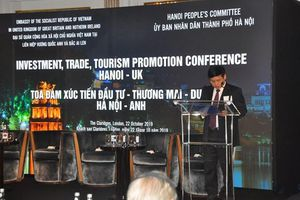 Hanoi hosts investment promotion seminar in UK