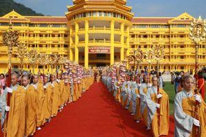 Đại lễ tưởng niệm 906 năm Ni sư Diệu Nhân viên tịch
