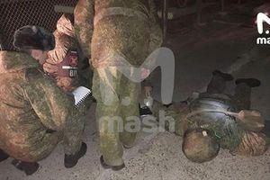 Lính Nga bắn chết 8 đồng đội: Hãi hùng hiện trường căn cứ quân sự