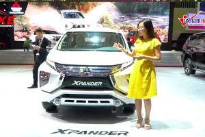 Đánh giá xe: Khám phá nhanh Mitsubishi Xpander tại Vietnam Motor Show 2019