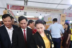 Hội chợ làng nghề lần thứ 15 và sản phẩm OCOP Việt Nam 2019: Quy tụ đặc sản và sản phẩm mỹ nghệ làng nghề