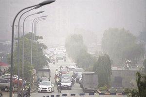 Cảnh báo về ô nhiễm không khí