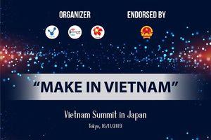 Vietnam Summit in Japan 2019: Quy tụ trí thức Việt Nam tại Nhật