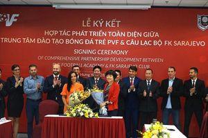 Cầu thủ Việt Nam thêm cơ hội thi đấu ở châu Âu