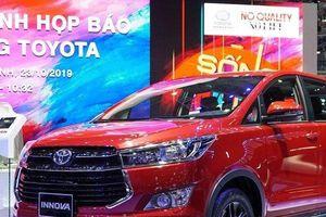 Điểm danh những 'anh tài' của Toyota xuất hiện tại VMS 2019