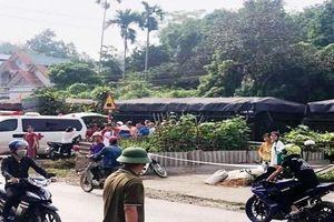 Thái Nguyên: Ba người thoát chết trước đường ray xe lửa
