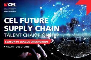 Khởi động Cuộc thi tìm kiếm tài năng trẻ tương lai ngành cung ứng Việt Nam 2019